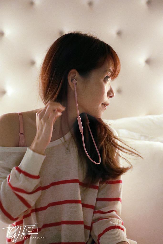 Tiffany Yong Sudio Earpiece
