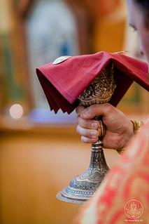 15.05.2020 | Литургия в храме святых Бориса и Глеба