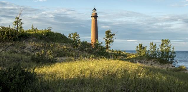 Little Sable Lighthouse....
