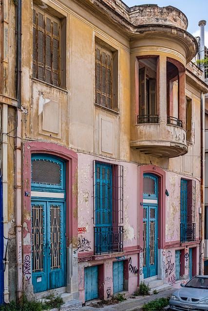 Exarcheia, Athens Greece