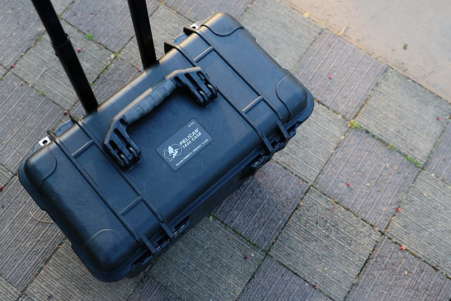 Pelican 1440 Protector Top Loader Case.