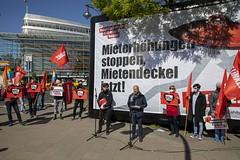 """Aktionstag """"Wir klagen die CDU an"""""""
