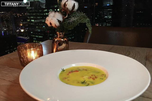 Artemis Corn Soup