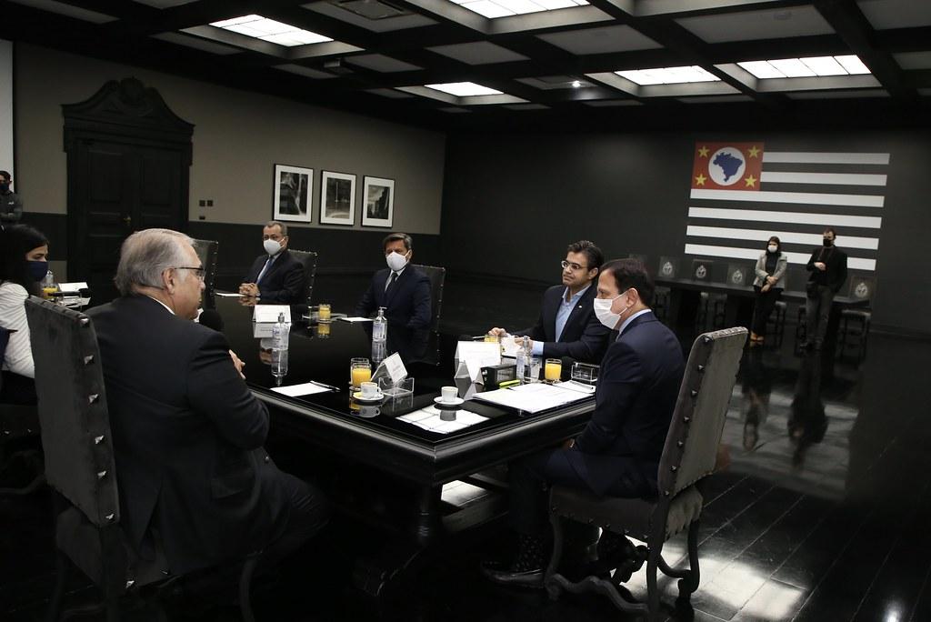 """Assinatura virtual do contrato de concessão rodoviária – Lote Piracicaba-Panorama """"PiPa"""" 15\05\2020"""