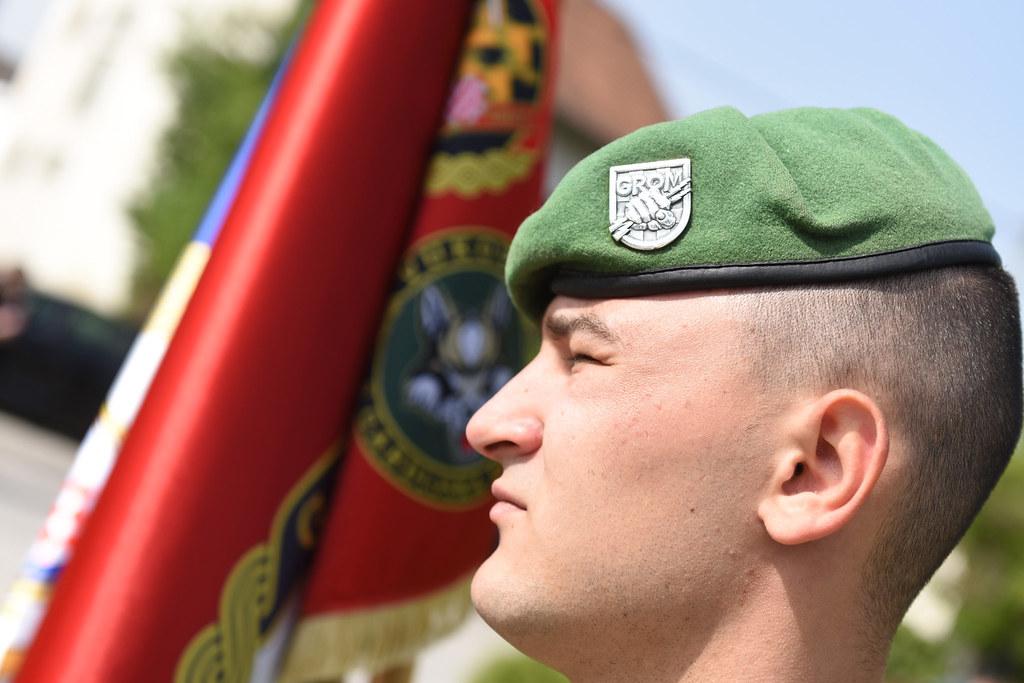 29. obljetnica 2. gardijske brigade i bojne Gromovi