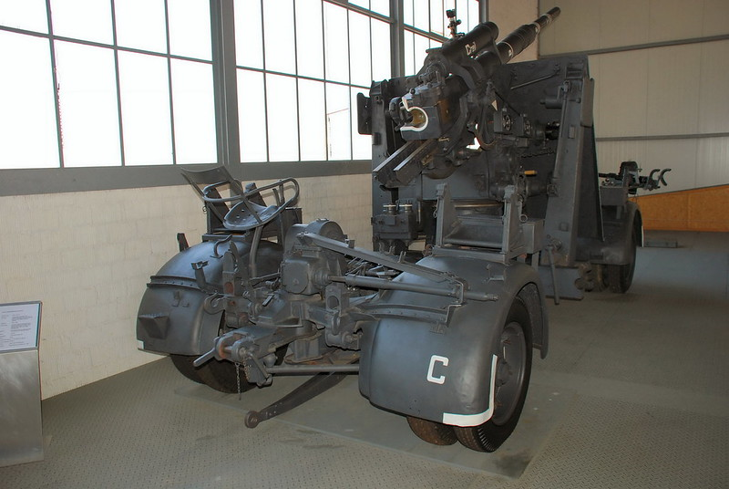 88mm Flak 36 4