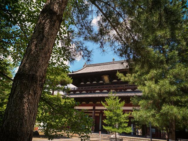Manpuku-ji (萬福寺)