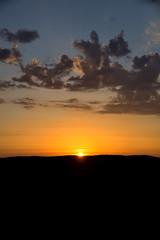 Sunset - Galicia