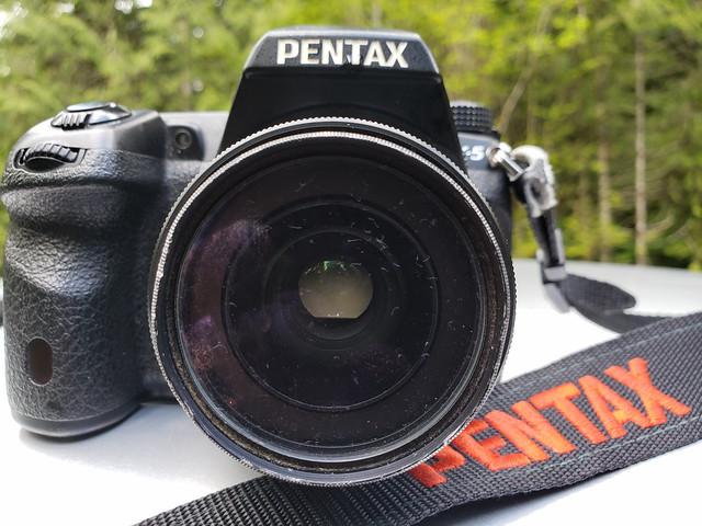 Pentax K-5 (2010)