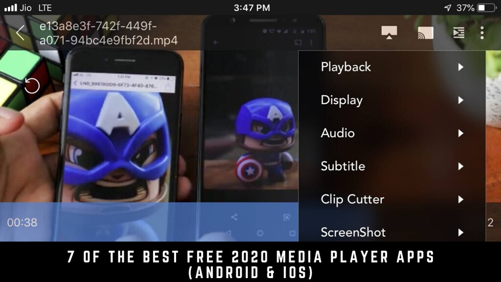 7 Of The Best Free 2020 Media Player Apps (Android & iOS)