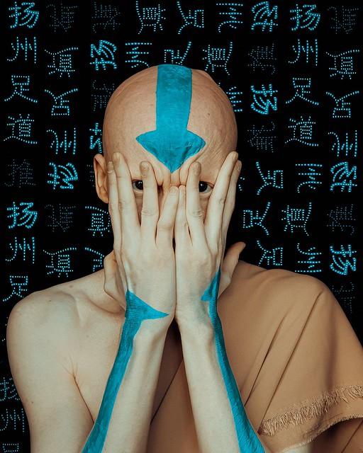 Avatar : The Last Airbender - Aang