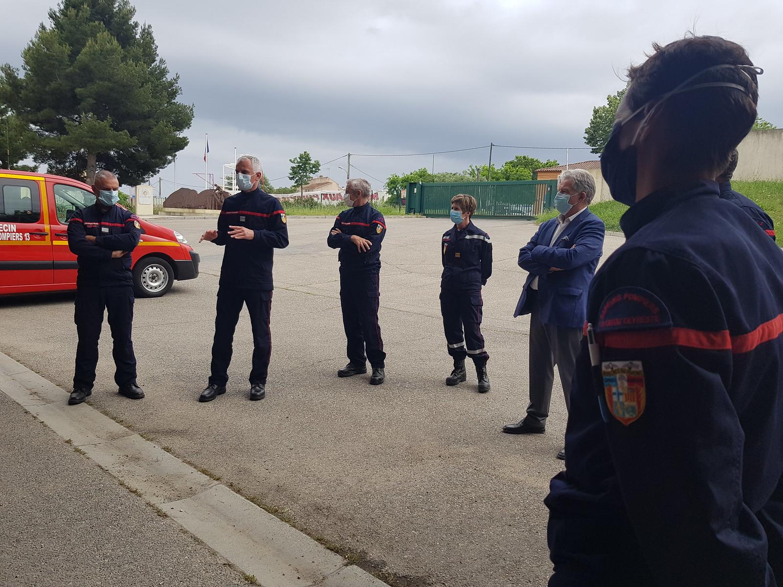 Mise en service du SMUR de la Ciotat : un partenariat efficace