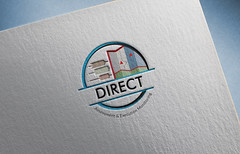 Direct Logo Design described by client.
