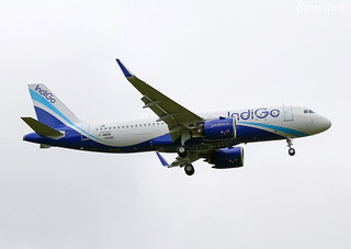 F-WWBK Airbus A320 Neo Indigo