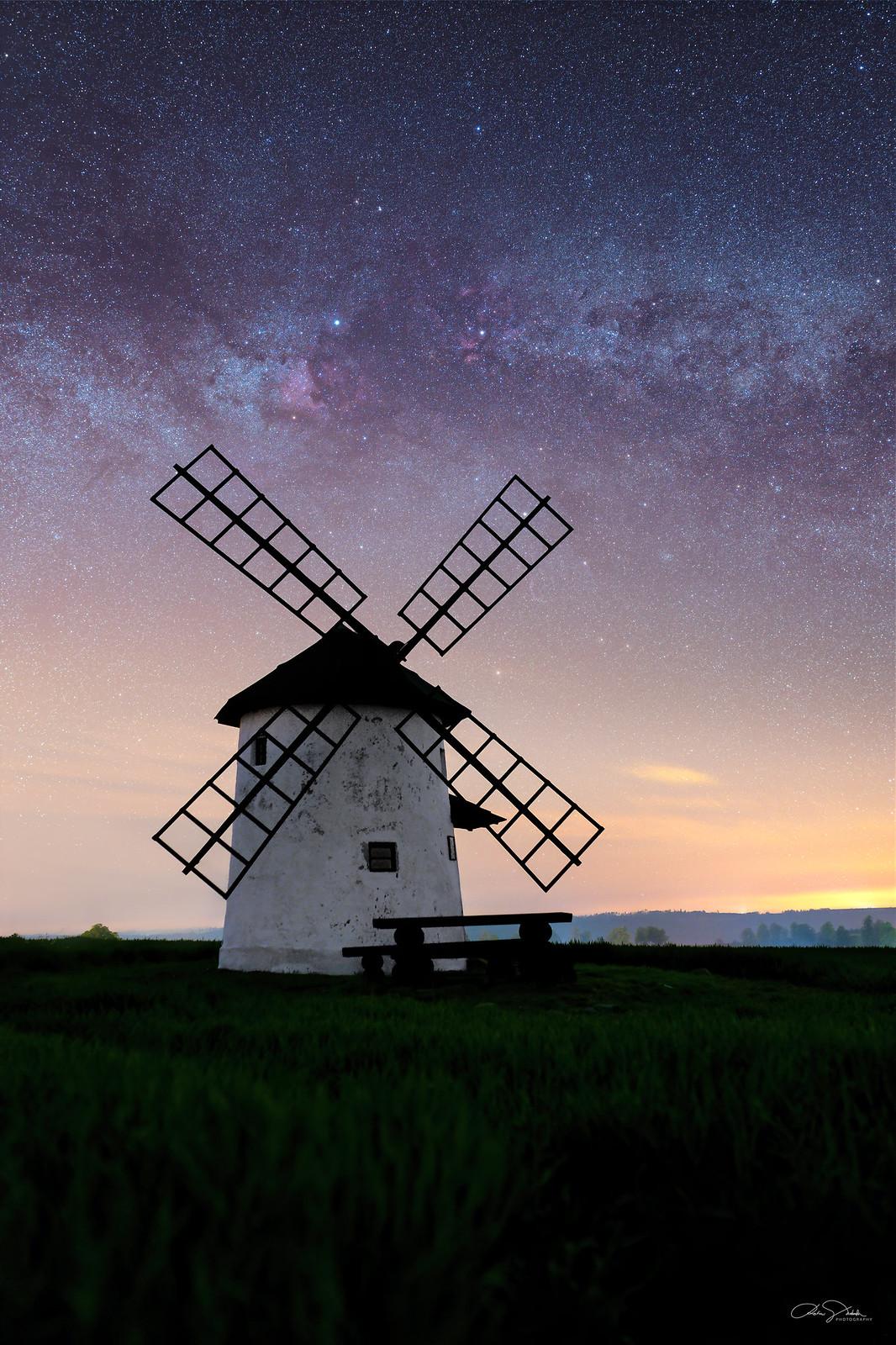 Stellar mill