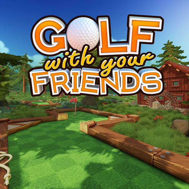 Thumbnail of 	Golf With Your Friends Launch Edition	 on PS4