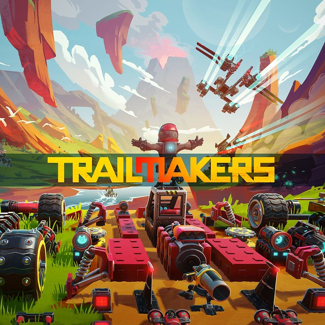 Thumbnail of 	Trailmakers	 on PS4