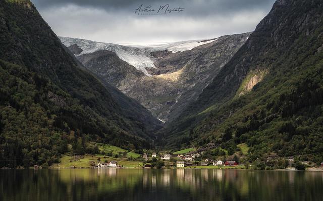 Buarbreen Glacier (Norway)