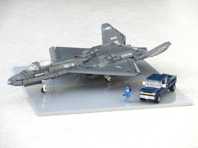 YF-23A Black Window