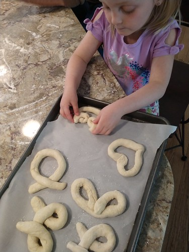 pretzel dough