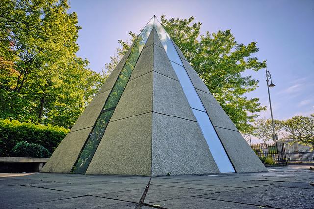 Defence Forces Memorial Dublin