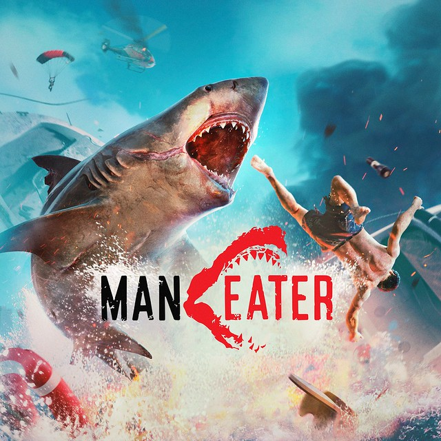 Thumbnail of 	Maneater	 on PS4