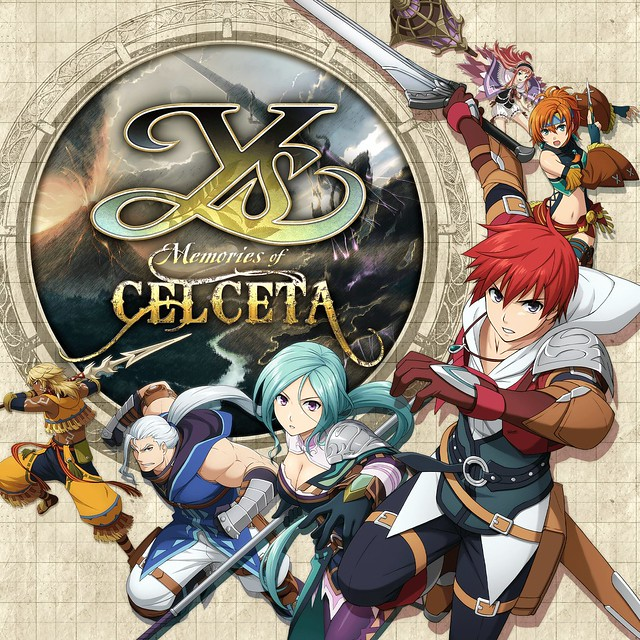 Thumbnail of 	Ys: Memories of Celceta	 on PS4
