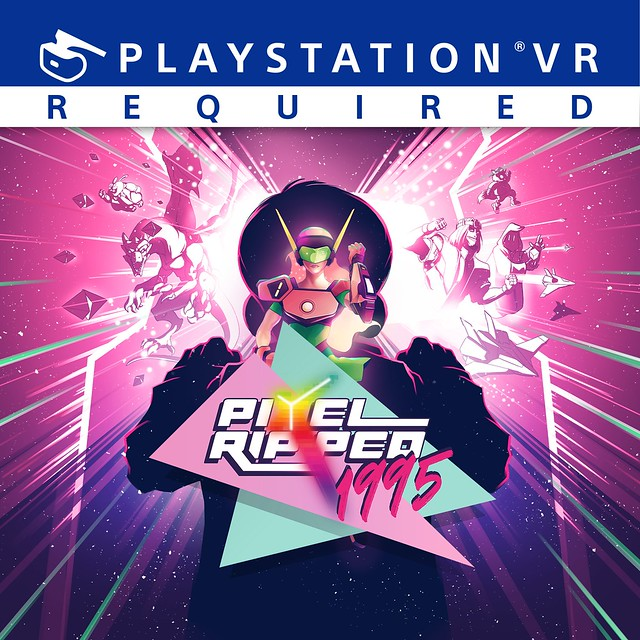 Thumbnail of 	Pixel Ripped 1995	 on PS4