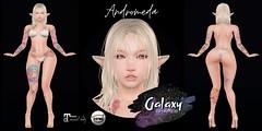 Andromeda for Catwa Catya by Galaxy Shapes