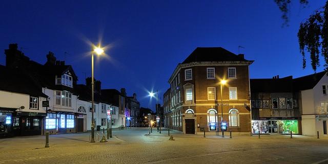 Horsham in Lockdown
