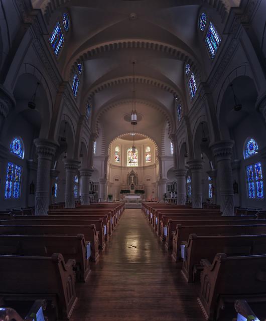 Sacred Heart Galveston