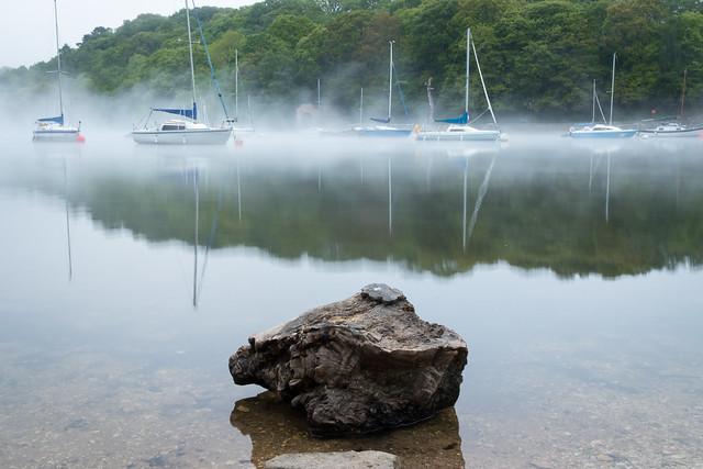 Rudyard lake in the Staffordshire Moorlands