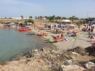 spiaggia polignano
