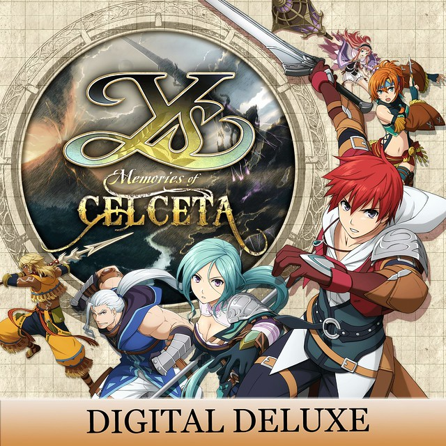 Ys: Memories of Celceta – Digital Deluxe