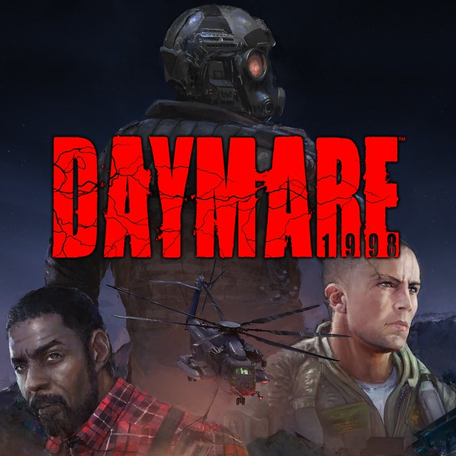 Thumbnail of 	Daymare: 1998	 on PS4