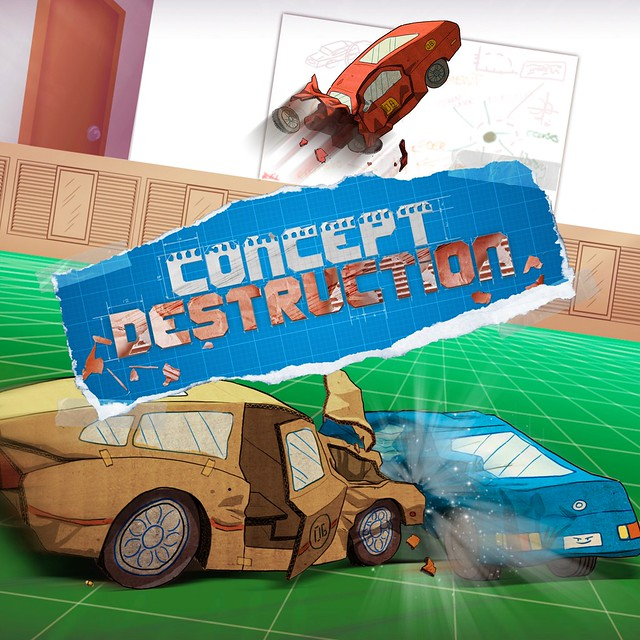 Thumbnail of 	Concept Destruction	 on PS4