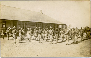 Postcard-3rd Infantry Band | by Old Guard History