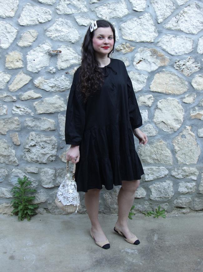 comment-porter-la-robe-babydoll-seconde-main-vintage-blog-mode-la-rochelle-5
