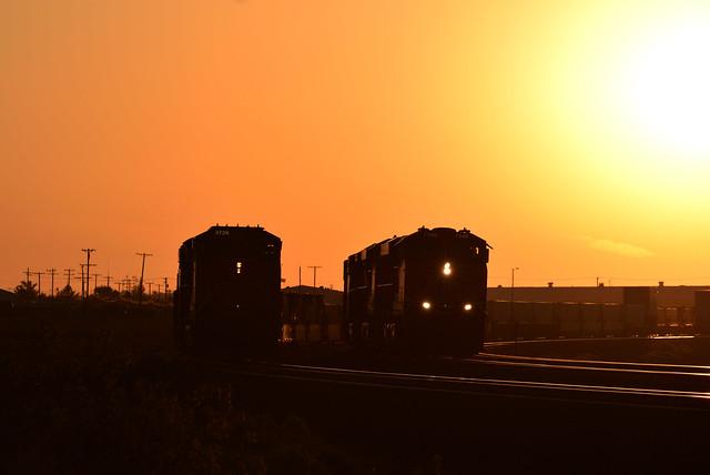 Daggett Sunset