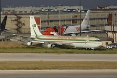 9T-MSS Boeing B707 Republique Du Zaire