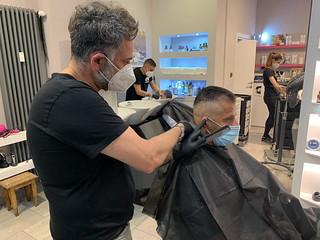 barbiere covid