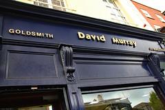 Goldsmith & Jeweller: David Murray