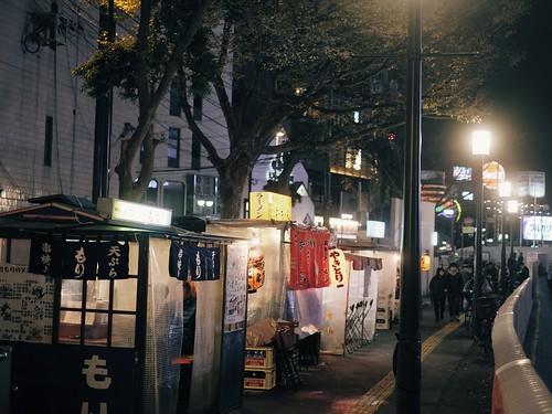Stroll Around Center of Night Life and Naka River