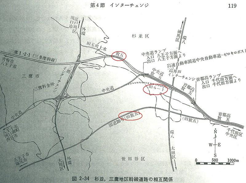 中央道路線選定に係る東京都都市計画との調整3