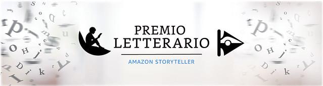 premio Kindle Storyteller Award