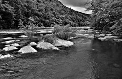 Ocoee River, Cherokee Forest, Tennessee