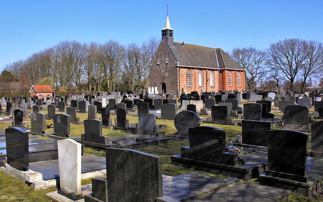 Groningen: Opende church