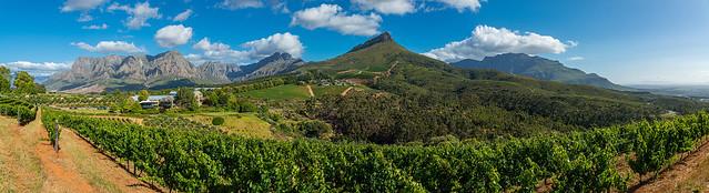 Stellenbosch Hottentots-Holland Mountains, South Africa
