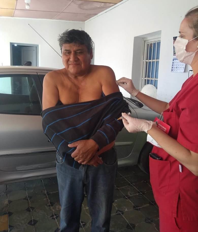 2020-05-15 SALUD: Vacunación Zona II
