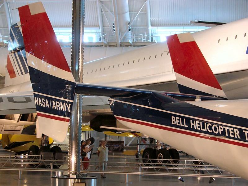 Bell XV-15 Tiltrotor 6